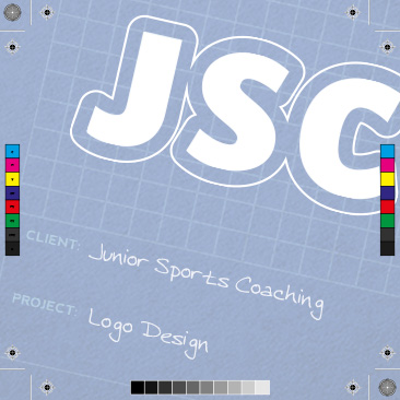 Junior Sports Coaching Logo Design