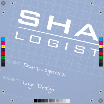 sharp Logistics Logo