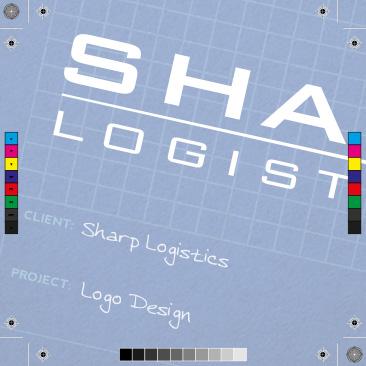 sharp Logistics Logo